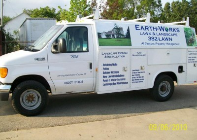 Earth Works Irrigation Services