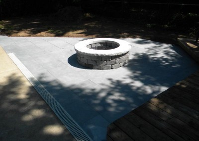 Fire Ring Montauk Pavers